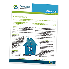 Current balance Newsletter for FREE!