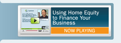 Using Home Equity to Finance Your Business