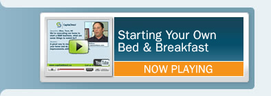 Starting Your Own Bed & Breakfast